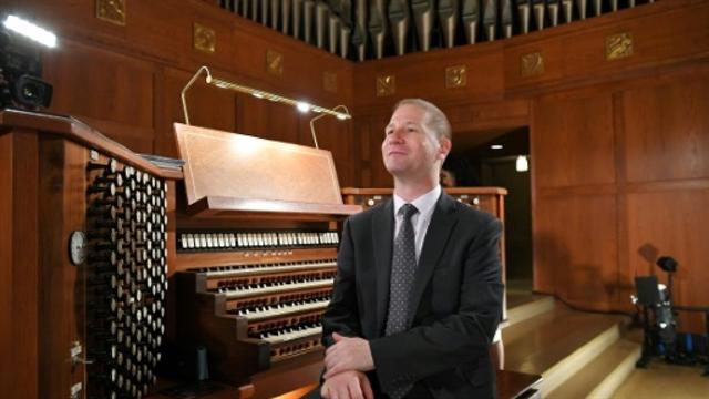 Notre-Dame organ dusty but undamaged: organist