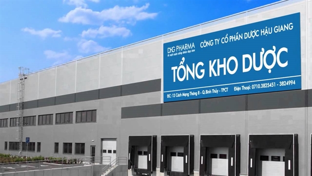 Taisho takes control of Hậu Giang Pharmaceutical