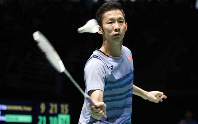 Minh goes through to Asian championship semi-finals