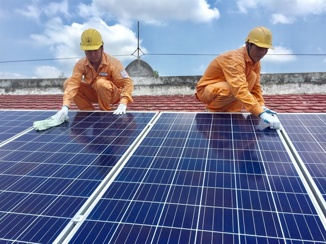 Sài Gòn Power to buy electricity from households with rooftop solar panels