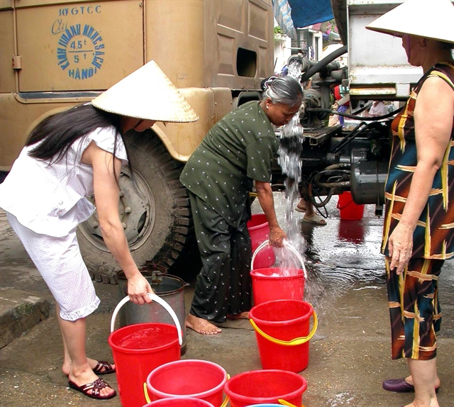 Hà Nội faces summer water shortages