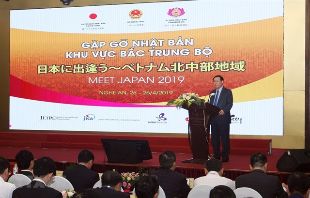 Việt Nam pays heed to resolving issues in ties with Japan