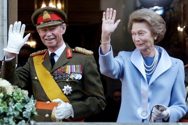 Condolences to Luxembourg on death of Grand Duke Jean