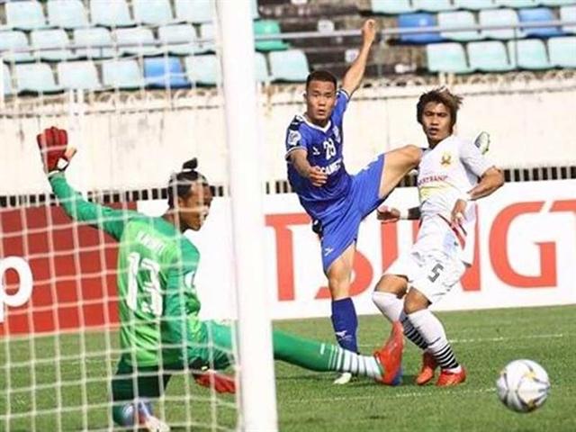 Bình Dương win first AFC Cup match
