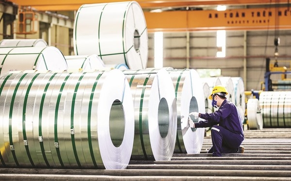 Malaysia initiates anti-dumping duty investigation on non-alloy steel from Việt Nam
