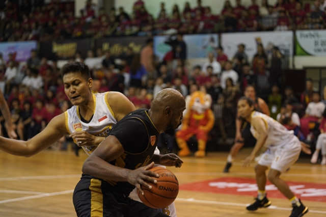 Saigon Heat secure first ever ABL playoff victory