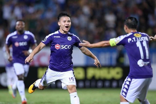 Hà Nội victory takes them back into top spot