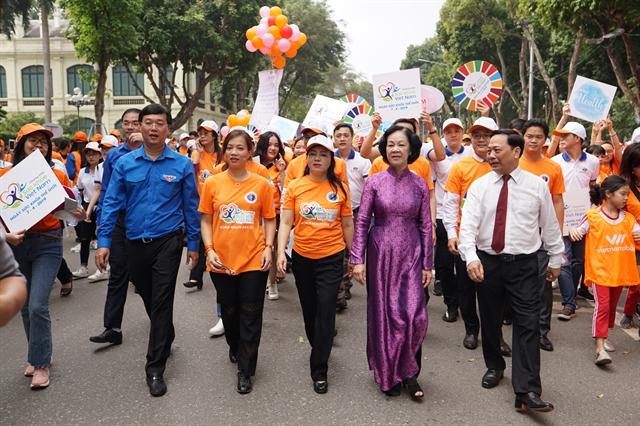 Health experts call on Vietnamese people for healthy lifestyle