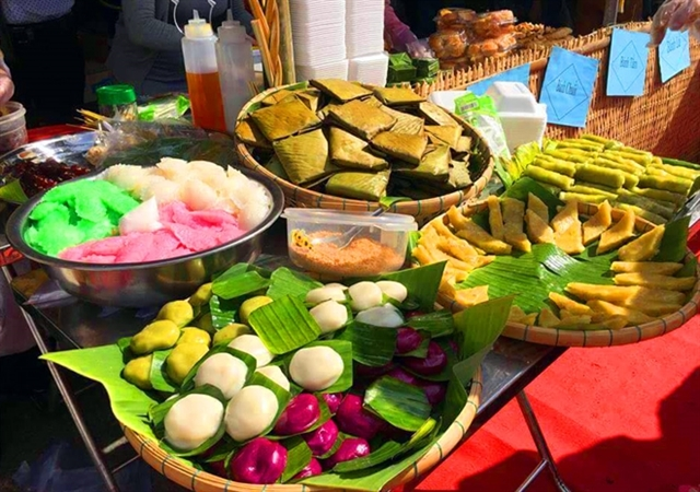 8th southern traditional cake fest to open in Cần Thơ