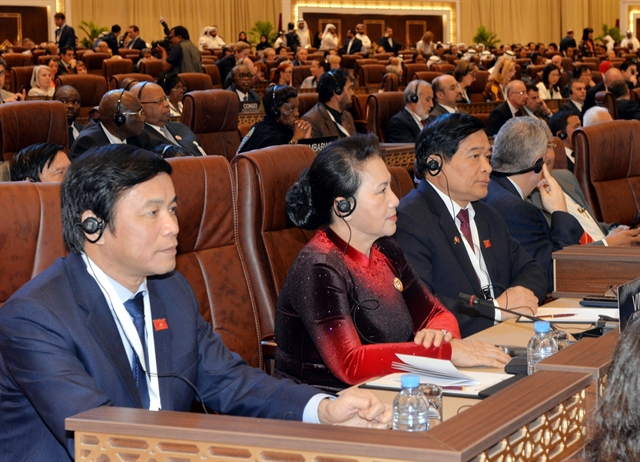 Việt Nam attends opening ceremony of IPU-140