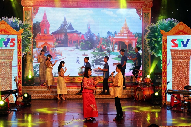 First Khmer Music and Dance Festival 2019 opens