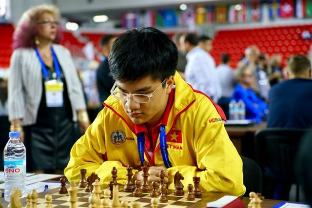 Khôi and Nguyên win national chess champs