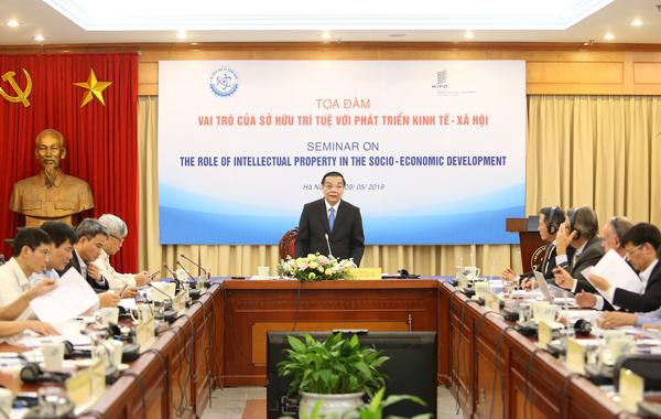 Việt Nam urged to tap IP potential for socio-economic development