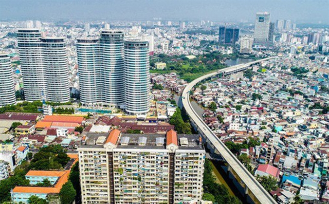 HCM City sees supply of houses villas slump