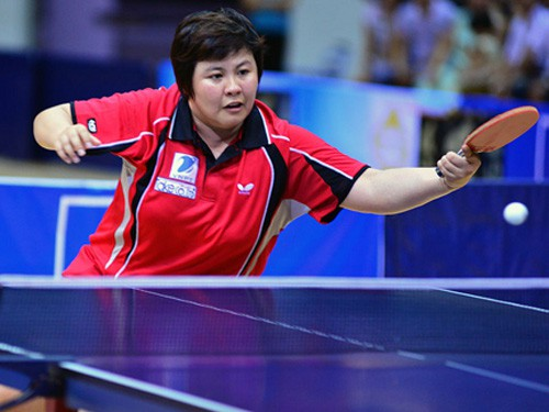 National Table Tennis Champs to start in Nha Trang