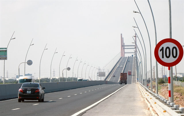 SAV slash investment cost toll collection time for bridge project