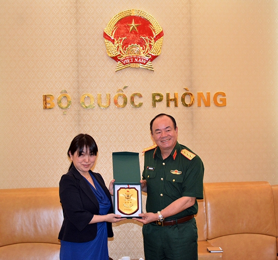 Defence ministry supports Vietnam-Japan peacekeeping co-operation: officer