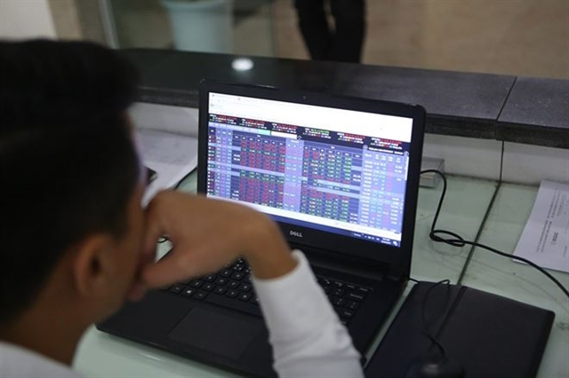 VN stocks expected to decline hopes rest on banks