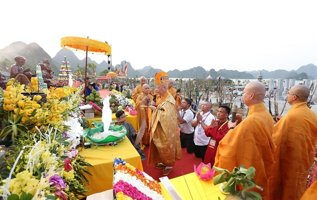 UN Day of Vesak 2019 solemnly opens in Hà Nam Province
