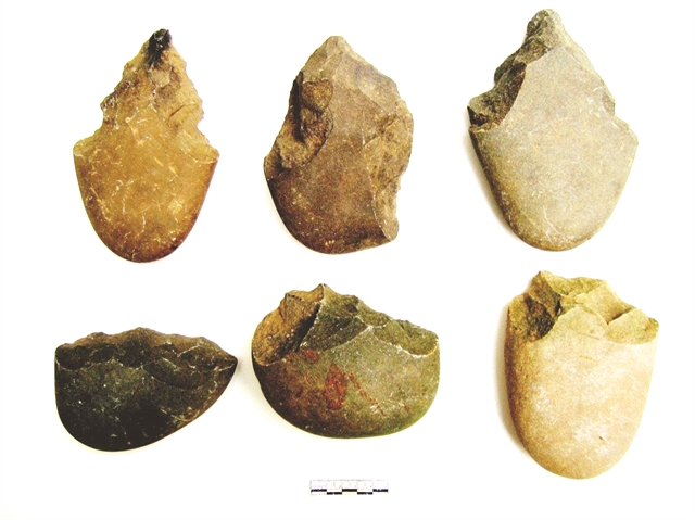 Tools of early humans found in Tuyên Quang