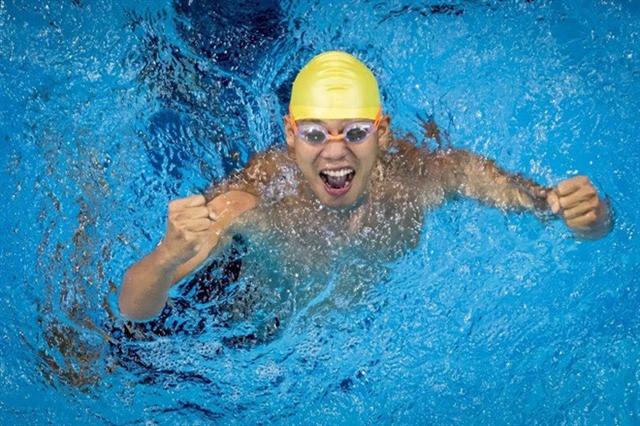 Việt Nam wins medals at World Para Swimming World Series