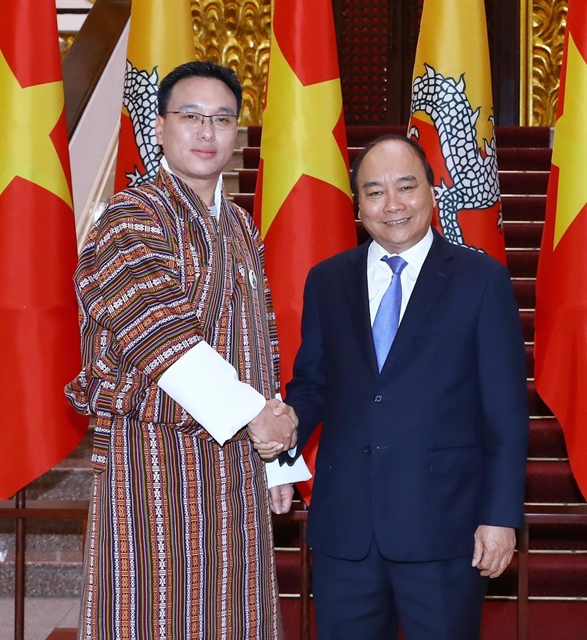 Việt Nam keen to boost comprehensive relations with Bhutan: PM