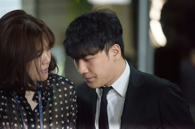 S. Korean court to rule on K-pop star Seungris arrest