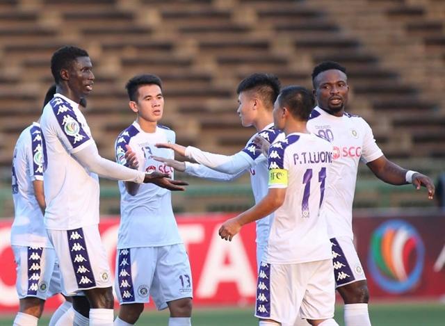 Hà Nội Bình Dương must win to advance at AFC Cup