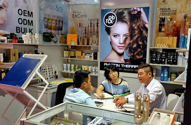 VN cosmetics markets shining potential