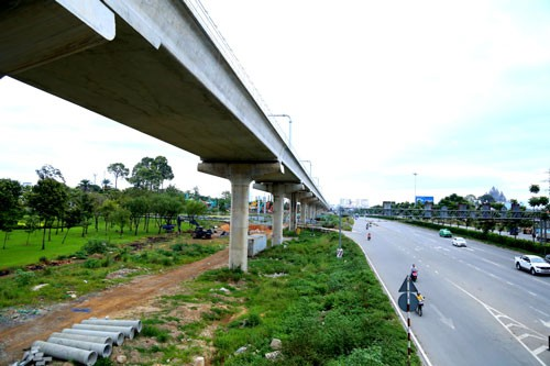 Metro Line No 1 subsidiary projects have yet to start