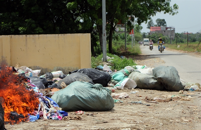 Management on solid waste to be strengthened