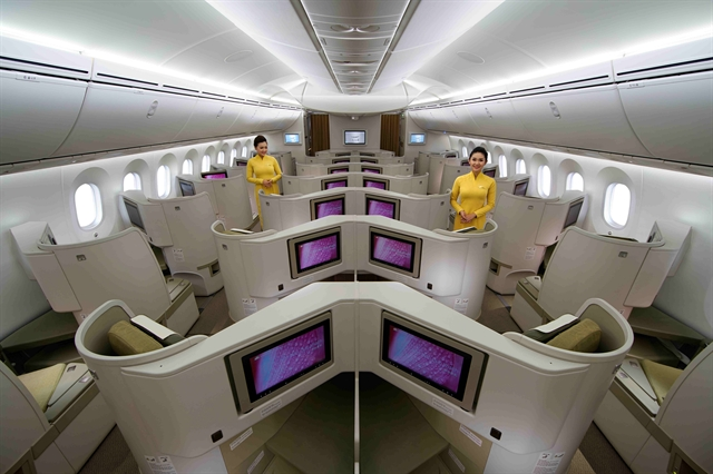 Vietnam Airlines offers 7.5 million seats in summer