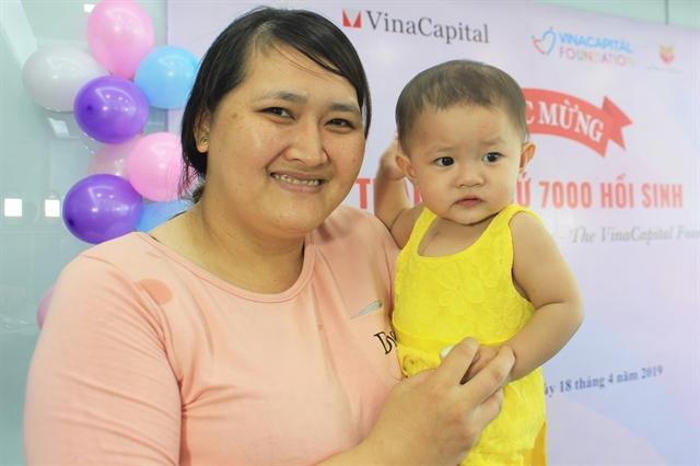 Heartbeat Vietnam funds heart operations for 7000 children