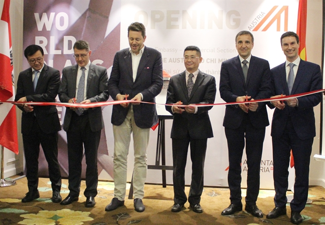 Austrian Embassy opens Trade Office in HCM City