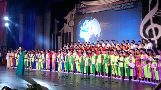 International choir competition begins in Hội An