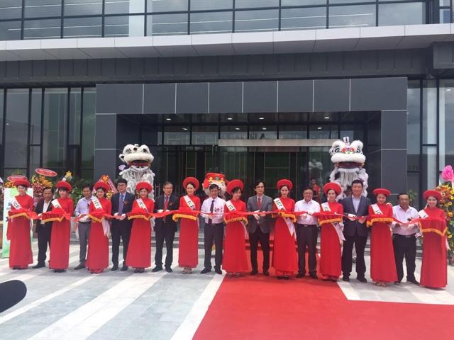 Korean Dentium debuts factory in Đà Nẵng