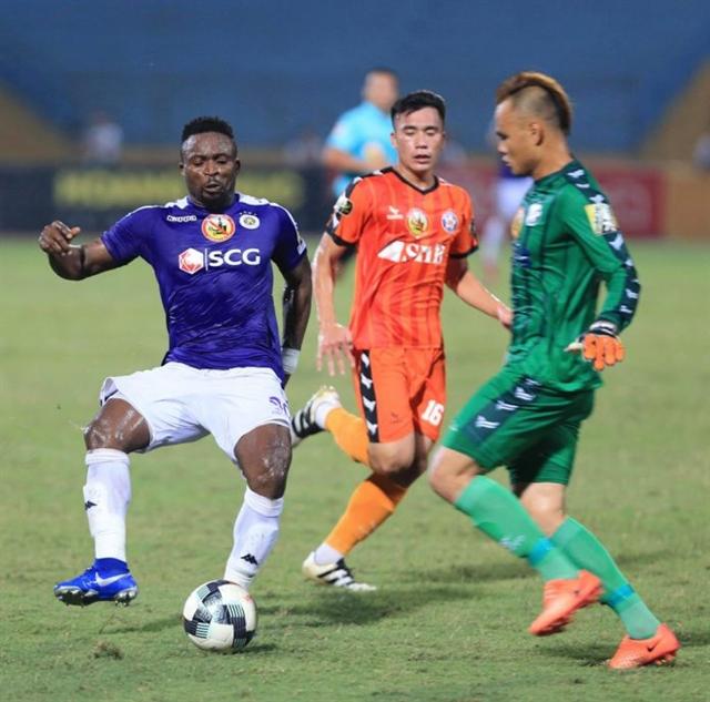 Hà Nội beat Đà Nẵng 3-2 in V.League