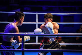 Hiển wins WBA Asia Championship with first round KO