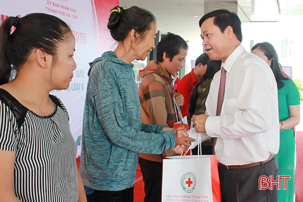 Humanitarian month launched in central Hà Tĩnh province
