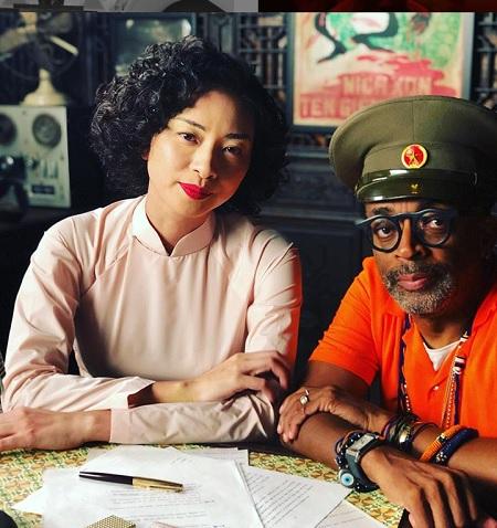 Vietnamese actress performs in Spike Lees Da 5 Bloods
