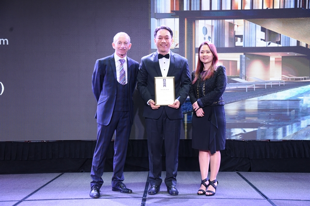 SonKim Land wins Asia Pacific Property Awards