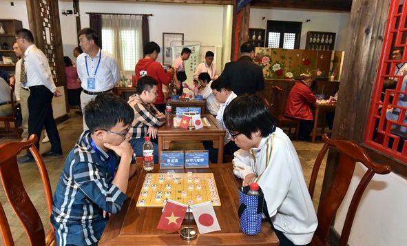 Việt Nam wins international Chinese chess tournament