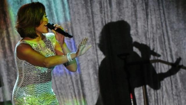 Whitney Houston estate working on hologram tour new album