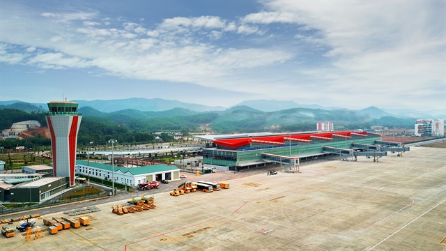 Vân Đồn listed in top five airports with quality services