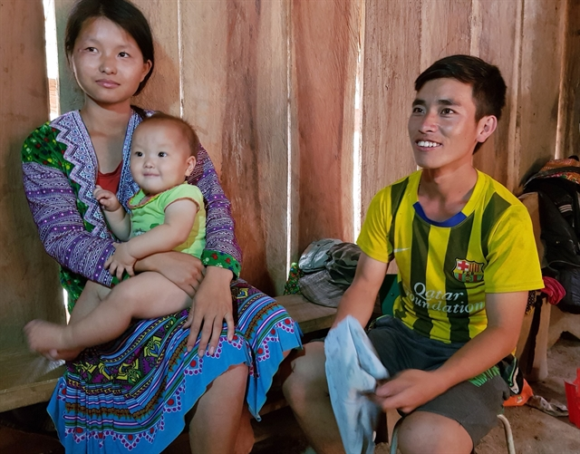 Premature and inter-family marriages hold Thanh Hóas ethnic minorities back