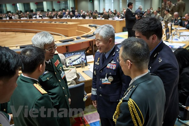 Việt Nam EU seek to expand defence cooperation