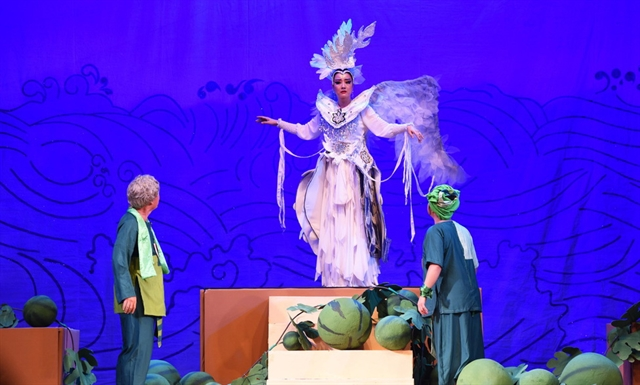 New drama for children hits summer holiday