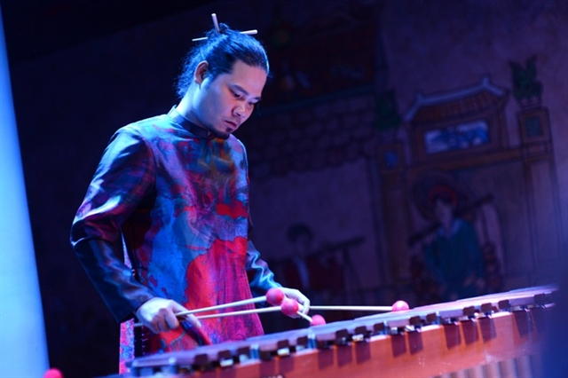 Percussionist Hoà to perform music inspired by mountainous region