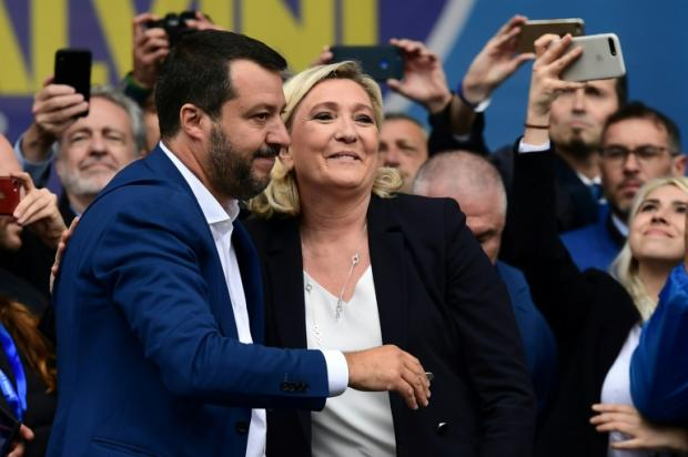 Populists looking to cause upsets as EU elections begin