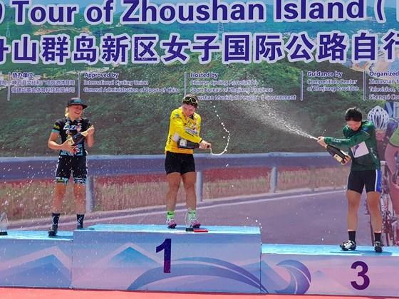Mai wins Tour of Zhoushan Island